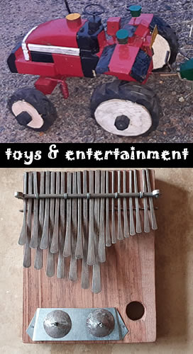 toys and entertainment